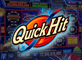 Enjoy Bally Technologies Based Free Slot Games In Quick Hits Casino