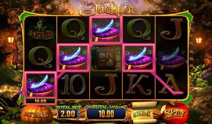 Wish Upon a Jackpot Slot  screenshot 1