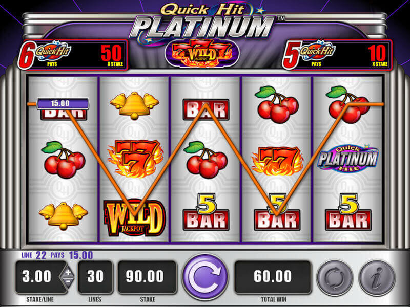 Quick Hits Slots Online: play for free and win real cash